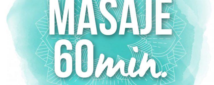 Masaje tailandés 60′ con ceremonia del té y pastas
