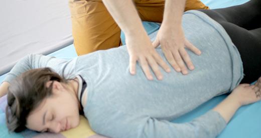 masaje urgente