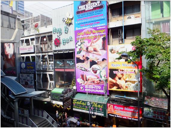 thai massage places